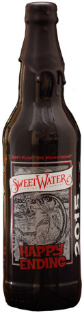 Sweetwater Happy Ending Imperial Stout - Imperial Stout