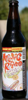 Midnight Sun Arctic Rhino Coffee Porter - Porter