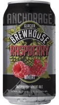 Glacier Raspberry Wheat - Fruit Beer