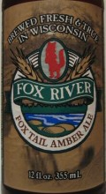 Fox River Fox Tail Amber Ale - Amber Ale