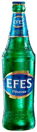 Efes Pilsen &#40;Pilsener&#41; - Pale Lager