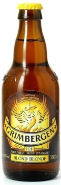 Grimbergen Blonde - Belgian Ale
