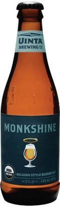 Uinta Monkshine  - Belgian Ale