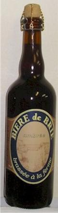 Gaillon Bire De Brie Ambre - Bire de Garde