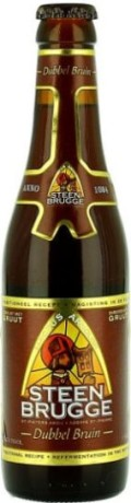 Steenbrugge Dubbel Bruin - Abbey Dubbel