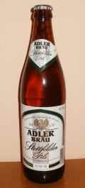 Adler Bru Stettfelder Pils - Pilsener