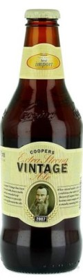 Coopers Vintage Ale - English Strong Ale