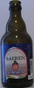 Baeren Ursus - Weizen Bock