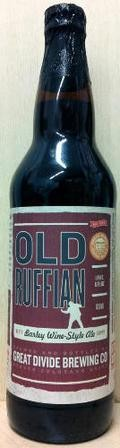 Great Divide Old Ruffian  - Barley Wine