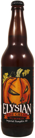 Elysian The Great Pumpkin Imperial Pumpkin Ale - Spice/Herb/Vegetable
