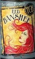 Fort Collins Red Banshee (Retro Red) - Amber Ale
