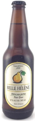 Multi-Brasses Belle-H�l�ne (aux Poires) - Fruit Beer