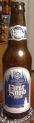 R.J. Rockers First Snow Ale - Spice/Herb/Vegetable