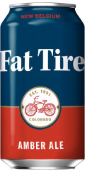 New Belgium Fat Tire  - Amber Ale