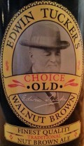 Edwin Tucker�s Choice Old Walnut Brown - Brown Ale