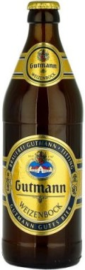 Gutmann Weizenbock - Weizen Bock