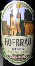 Trader Joes Hofbrau Bock - Heller Bock