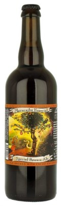 Jolly Pumpkin Maracaibo Especial - Belgian Strong Ale
