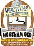 Weltons Horsham Old - Stout