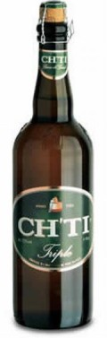 Castelain Ch�Ti Triple - Abbey Tripel