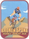 Chama River Broken Spoke Honey Wheat Ale - Wheat Ale