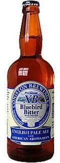 Coniston Bluebird Bitter Premium XB (Bottle) - Golden Ale/Blond Ale
