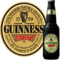 Guinness Extra Stout (North America) - Dry Stout