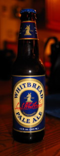 Whitbread Pale Ale &#40;USA&#41; - Premium Bitter/ESB