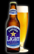 Sapporo Light - Pale Lager
