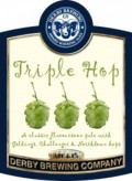 Derby Triple Hop - Golden Ale/Blond Ale