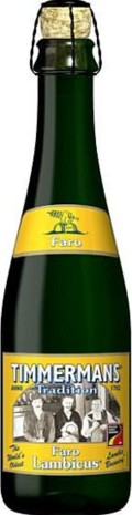 Timmermans Tradition Faro Lambic - Lambic - Faro