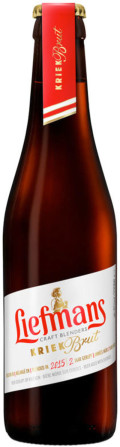 Liefmans Cuve Brut &#40;was: Kriekbier&#41; - Sour Red/Brown