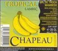 Chapeau Tropical - Lambic - Fruit