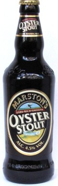 Marstons Oyster Stout &#40;Bottle/Keg&#41; - Stout