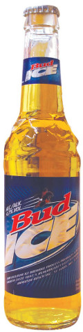 Bud Ice - Pale Lager