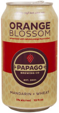 Papago Orange Blossom Special - Fruit Beer