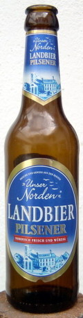 Unser Norden Landbier Pilsener - Pilsener