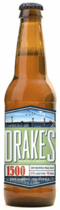 Drakes 1500 Pale Ale - American Pale Ale