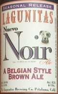 Lagunitas Nuevo Noir - Belgian Ale