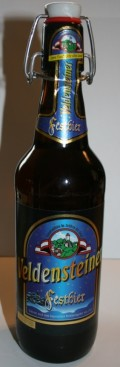 Veldensteiner Festbier - Oktoberfest/Mrzen