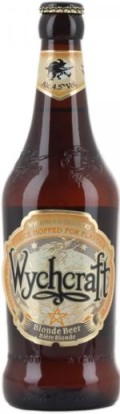 Wychwood WychCraft &#40;Bottle&#41; - Golden Ale/Blond Ale