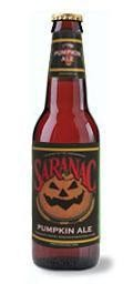Saranac Pumpkin Ale - Spice/Herb/Vegetable