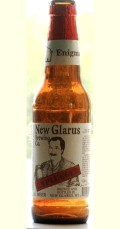 New Glarus Unplugged Enigma 7.0% (2006) - Sour Red/Brown