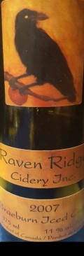 Raven Ridge Braeburn Iced Cider - Ice Cider/Perry