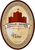 La Tour � Bi�res Victor - Golden Ale/Blond Ale