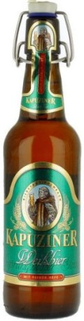 Kapuziner Weissbier - German Hefeweizen