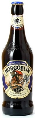 Wychwood Hobgoblin &#40;Pasteurised&#41; - Premium Bitter/ESB