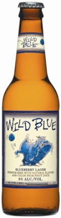 Wild Blue - Fruit Beer