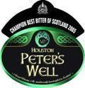 Houston Peters Well &#40;Cask&#41; - Golden Ale/Blond Ale
