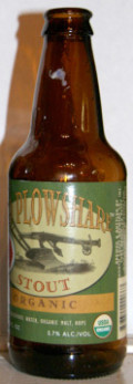 Whole Foods Old Plowshare Stout - Dry Stout